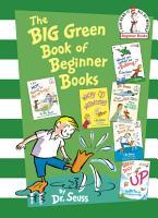 The Big Green Book of Beginner Books PDF