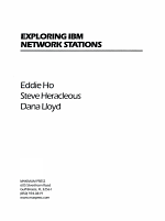 Exploring IBM's Network Stations