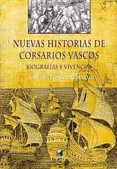 Nuevas historias de corsarios vascos
