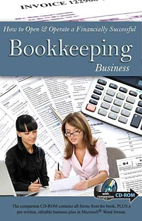 How to Open   Operate a Financially Successful Bookkeeping Business PDF