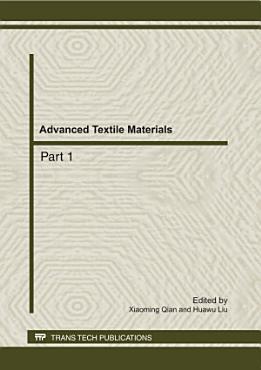 Advanced Textile Materials PDF