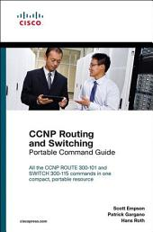 CCNP Routing and Switching Portable Command Guide: Exam 37 Porta Comma ePub _2, Edition 2