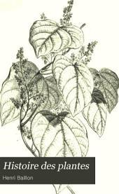 Histoire des plantes: Volume3