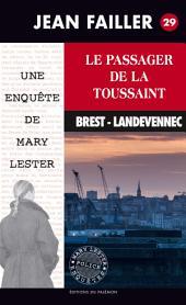 Le Passager de la Toussaint: Une intrigue bretonne