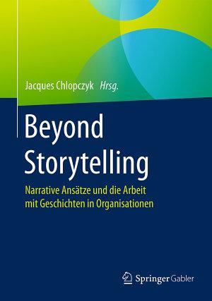 Beyond Storytelling PDF