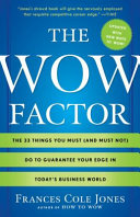 The Wow Factor PDF