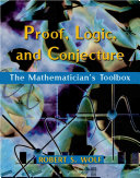 Proof  Logic  and Conjecture