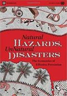 Natural Hazards  Unnatural Disasters Book