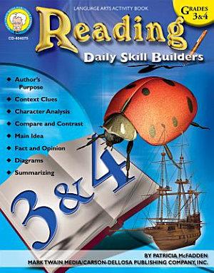 Reading  Grades 3   4 PDF