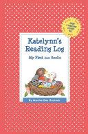 Katelynn s Reading Log  My First 200 Books  Gatst