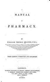 A Manual of Pharmacy