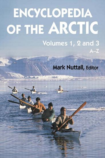 Encyclopedia of the Arctic PDF