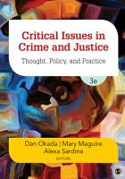 Critical Issues in Crime and Justice PDF