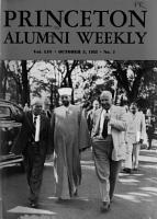 Princeton Alumni Weekly PDF