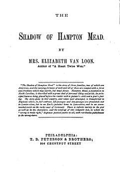 The Shadow of Hampton Mead PDF