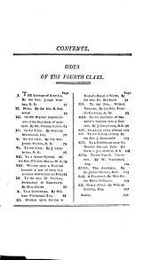 Bell's classical arrangement of fugitive poetry: Volumes 13-14