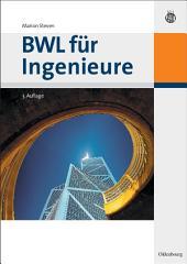 BWL für Ingenieure: Ausgabe 3