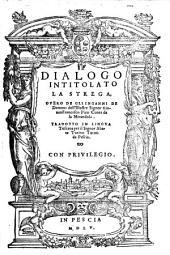 Dialogo intitolato la Strega overo de gli inganni de'Demoni