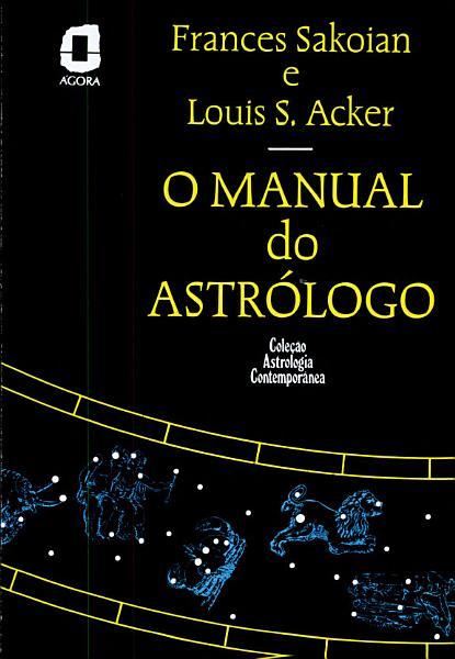 Manual Do Astrologo