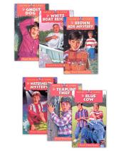 Sugar Creek Gang Set: Books 25-30