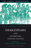 Shakespeare And Elizabethan Popular Culture PDF