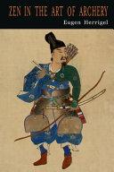 Zen in the Art of Archery Book