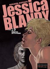 Jessica Blandy - Tome 19 - Erotic attitude