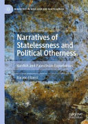 Narratives of Statelessness and Political Otherness PDF
