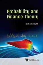 Probability and Finance Theory PDF