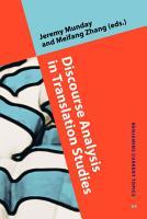 Discourse Analysis in Translation Studies PDF