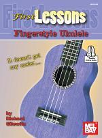 First Lessons Fingerstyle Ukulele