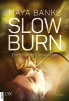 Slow Burn   Entfesseltes Verlangen PDF