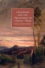 Coleridge and the Philosophy of Poetic Form