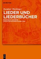 Lieder und Liederb  cher PDF