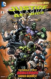 Justice League of America (2013-) #2