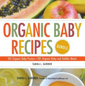 Organic Baby Recipes Bundle