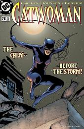 Catwoman (1994-) #78