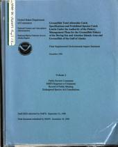 Regulatory Impact/initial Flexibility Analysis of Proposed Inshore/offshore Allocation Alternatives, Amendment 18/23 to Groundfish, Bering Sea and Aleutian Islands Fisheries Management Plan (FMP) and Gulf of Alaska Groundfish Fisheries Management Plan (FMP): Environmental Impact Statement, Volume 2