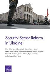 Security Sector Reform in Ukraine