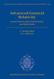 Advanced General Relativity