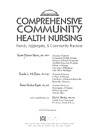 Comprehensive Community Health Nursing PDF