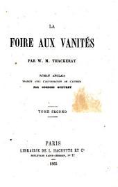La foire aux vanités roman anglais: Volume2