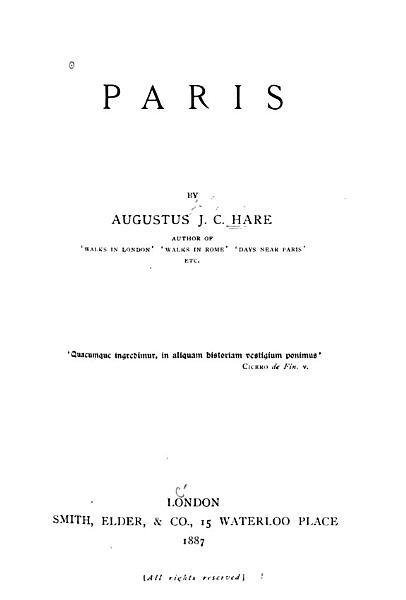Download Paris Book