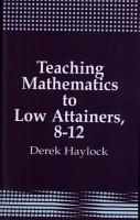 Teaching Mathematics to Low Attainers  8 12 PDF