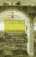 Mystery in Children's Literature