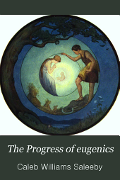 The Progress of eugenics