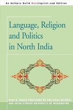 Language, Religion and Politics in North India
