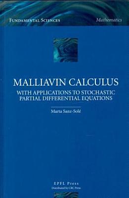 Malliavin Calculus
