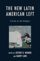 The New Latin American Left PDF