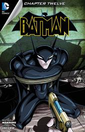 Beware the Batman (2013- ) #12